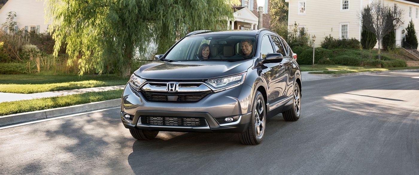 2017 Honda CR-V Speed Sensitive Volume Control