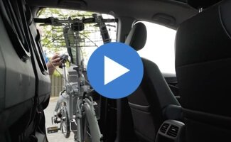 2017 Honda Ridgeline Back Seat Storage