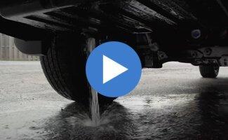 2017 Honda Ridgeline Cooler Drain