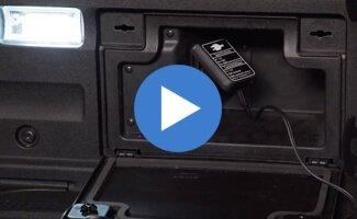 2017 Honda Ridgeline Drill Charging