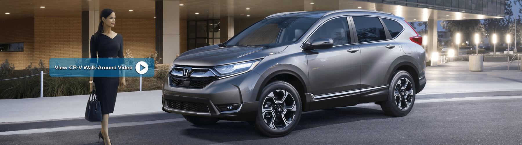 2018 Honda CR-V Banner