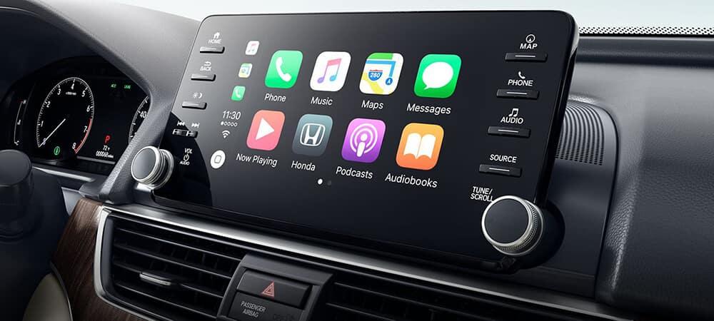 2018 Honda Accord Touchscreen