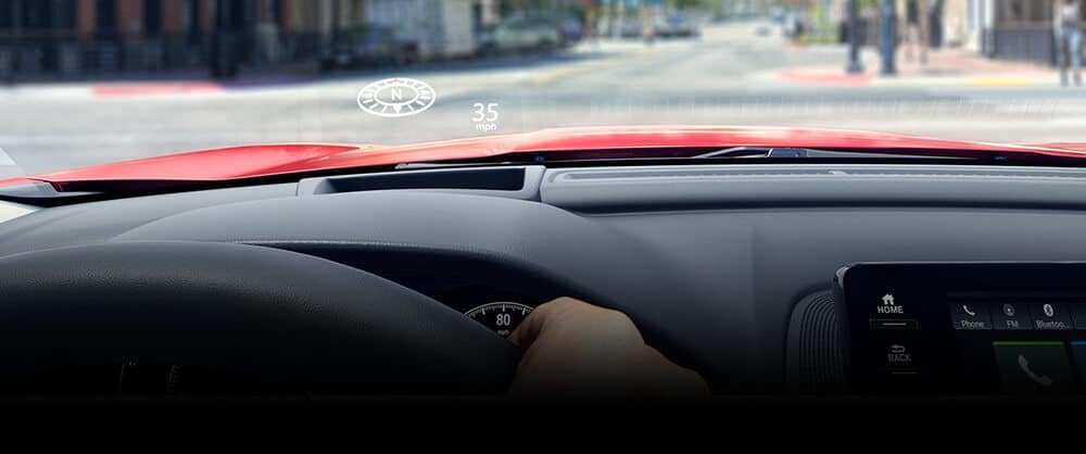 2018 Honda Accord Windshield