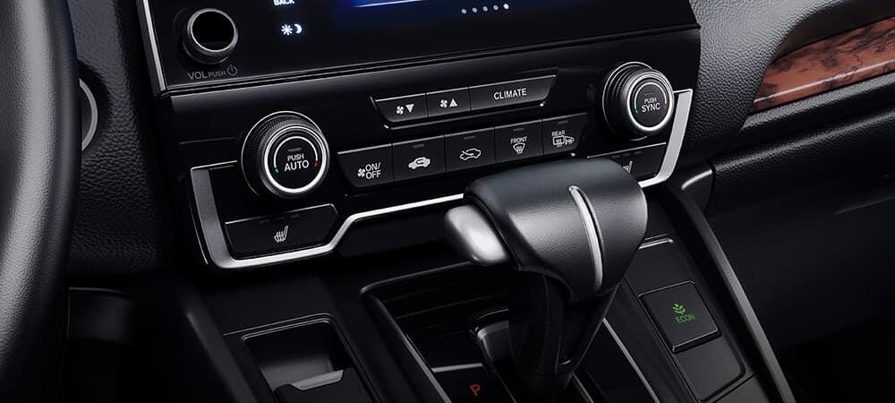 2018 Honda CR-V Comfort