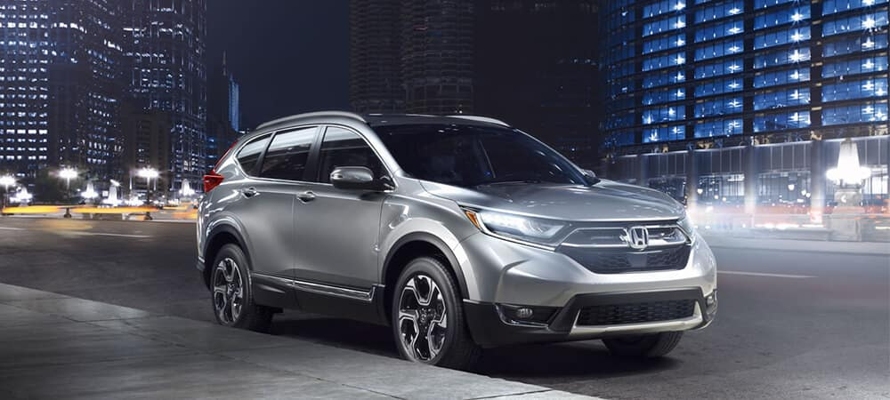 2018 Honda CR-V Night