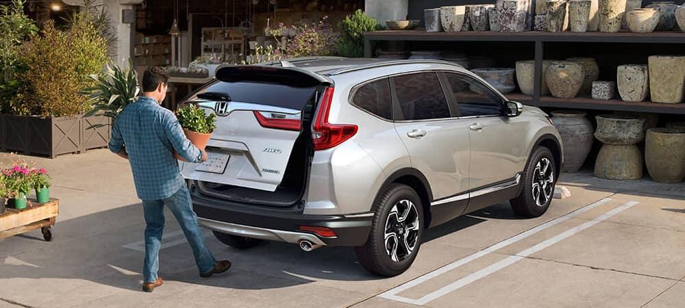 Larry Simmons Honda >> 2018 Honda CR-V Technology Features