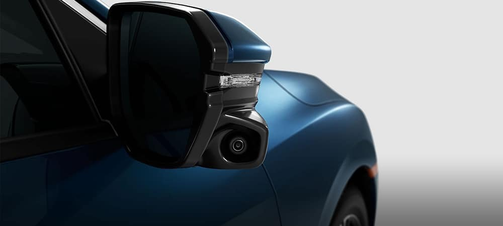 2018 Honda Civic Mirror