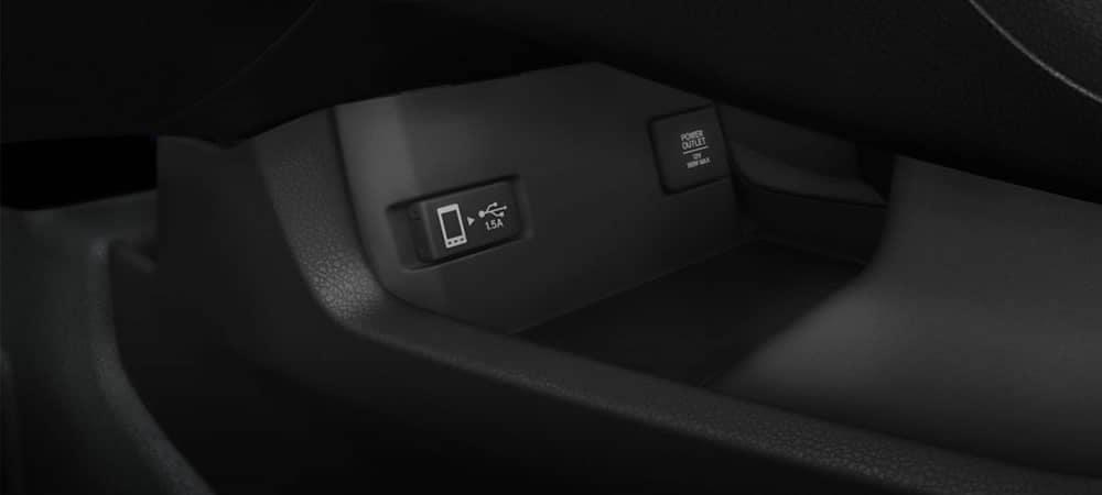 2018 Honda Civic USB
