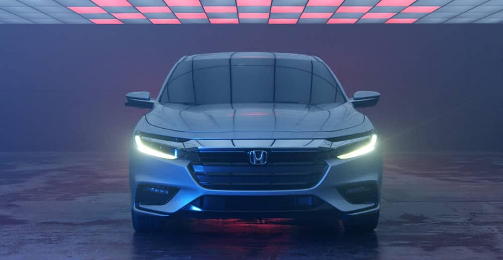 2019 Honda Insight Grill