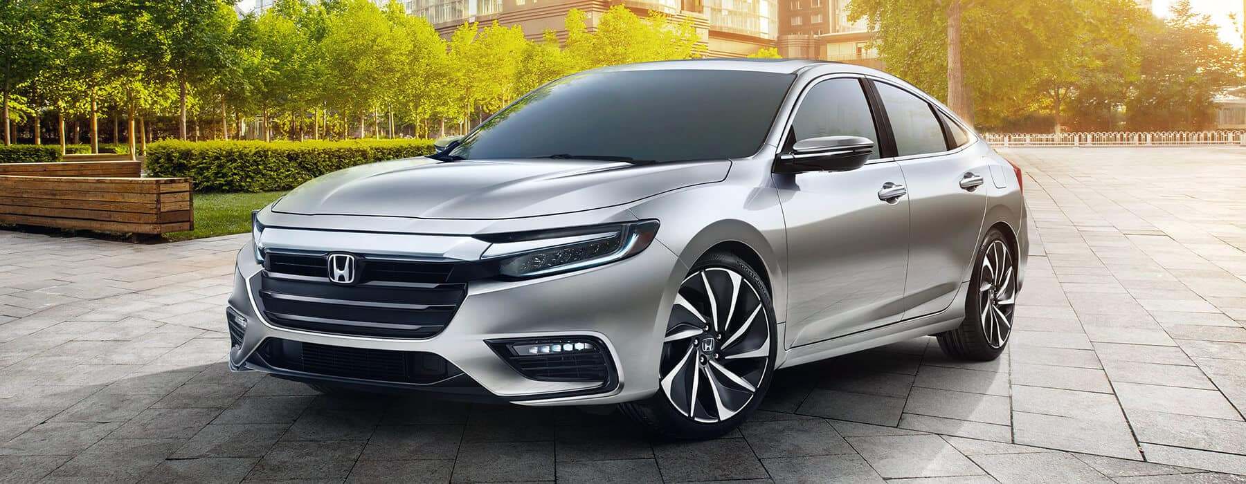 2019 Honda Insight Background