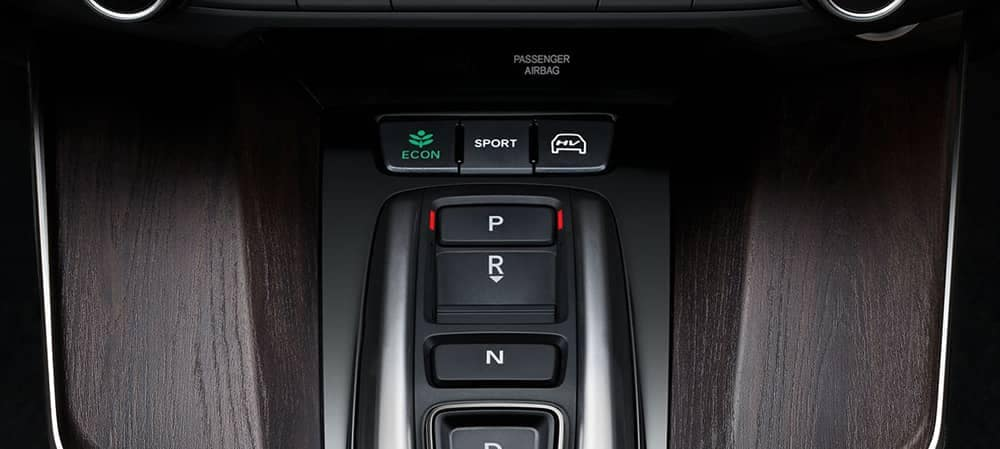 2018 Honda Clarity PIH Interior