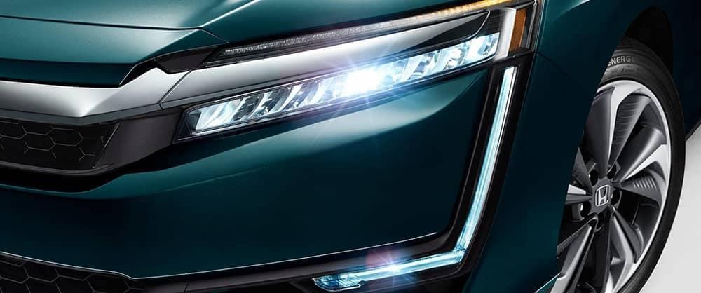 2018 Honda Clarity HEadlight