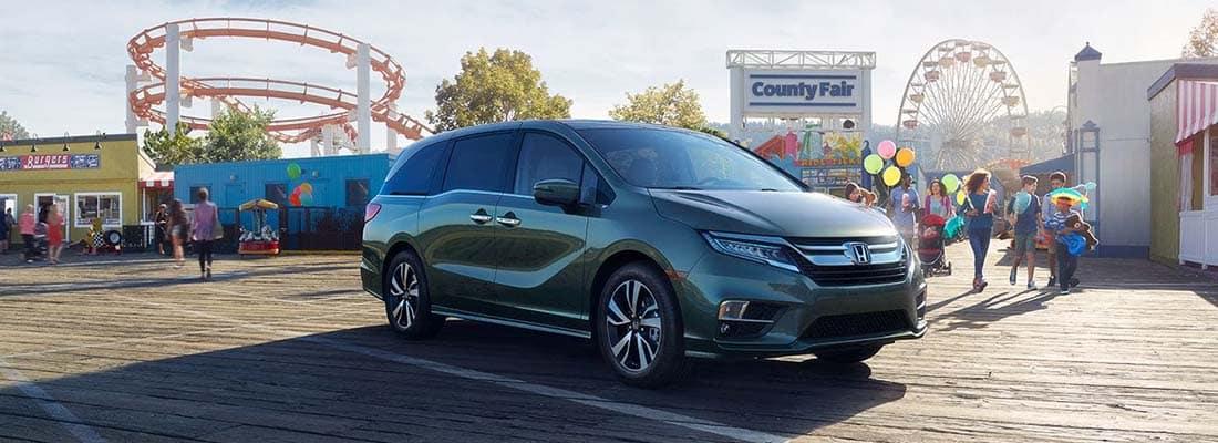 2018 Honda Odyssey At Carnival