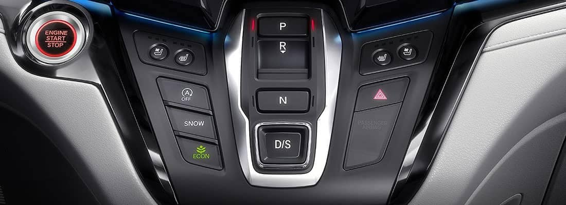 When To Use The Honda Econ Button We Explain It In An Easy Fashion