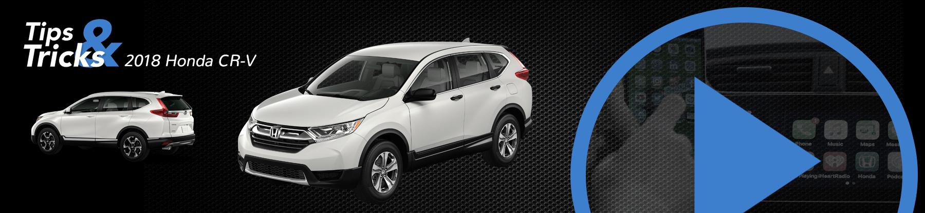 Honda CR-V Tips and Tricks Banner