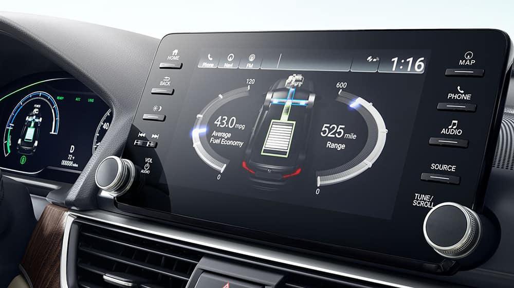 2018 Honda Accord Hybrid Touchscreen