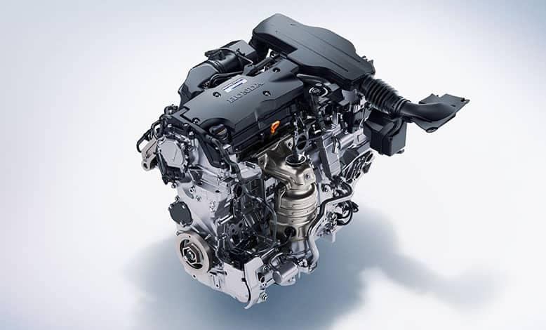2018 Honda Accord Hybrid Engine