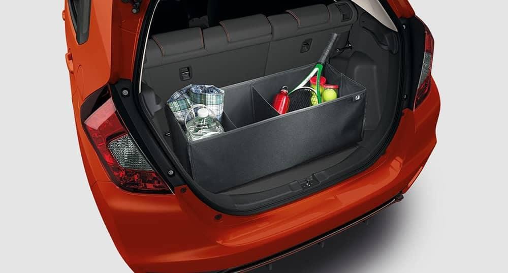 2019 Honda Fit Cargo Space
