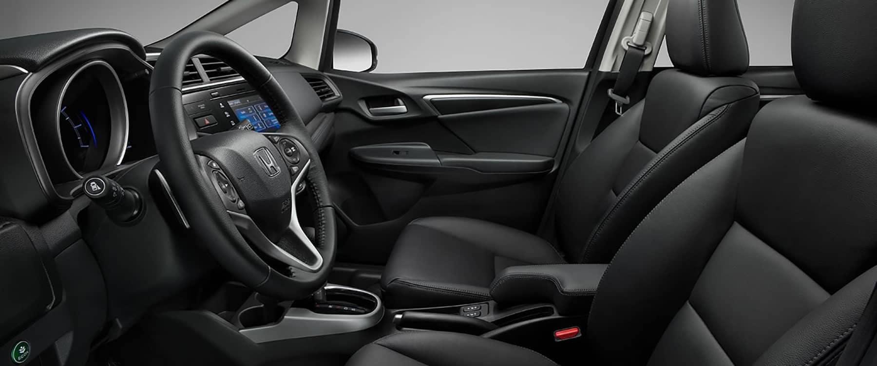 2019 Honda Fit Cabin