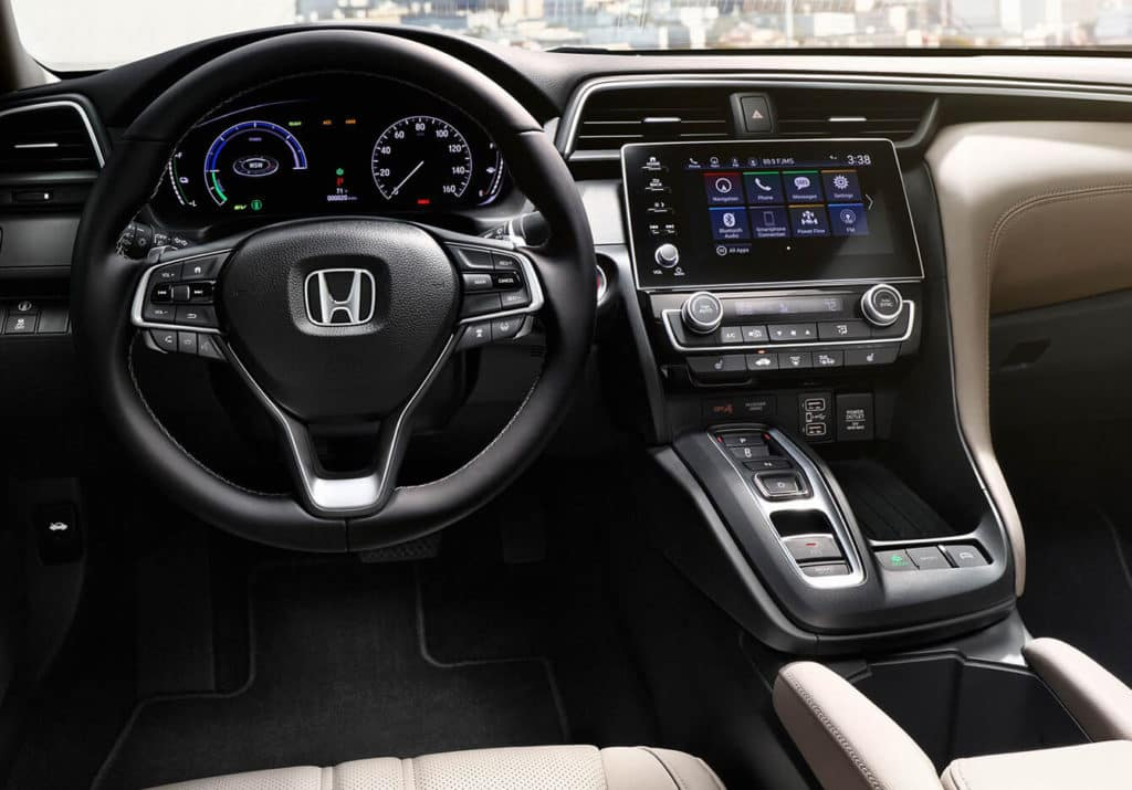 2019 Honda Insight Hybrid | Tri-State Honda Dealers | The ...