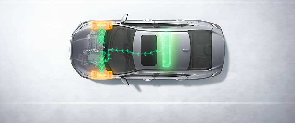 2019 Honda Insight Two motors