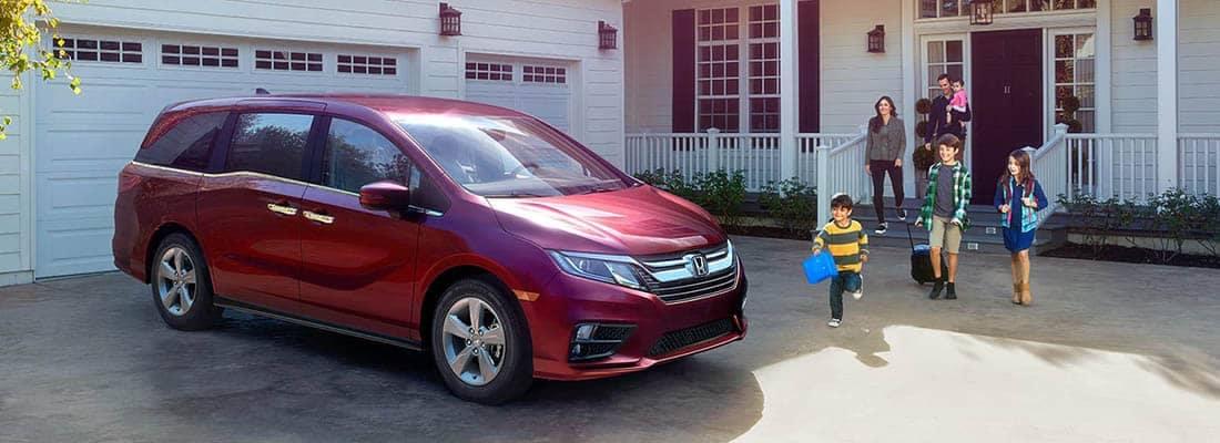 2019 Honda Odyssey Family