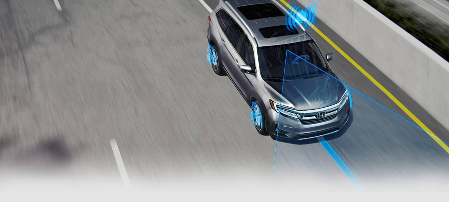 2019 Honda Pilot Sensing