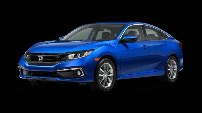 2019 Honda Civic Sedan EX-L