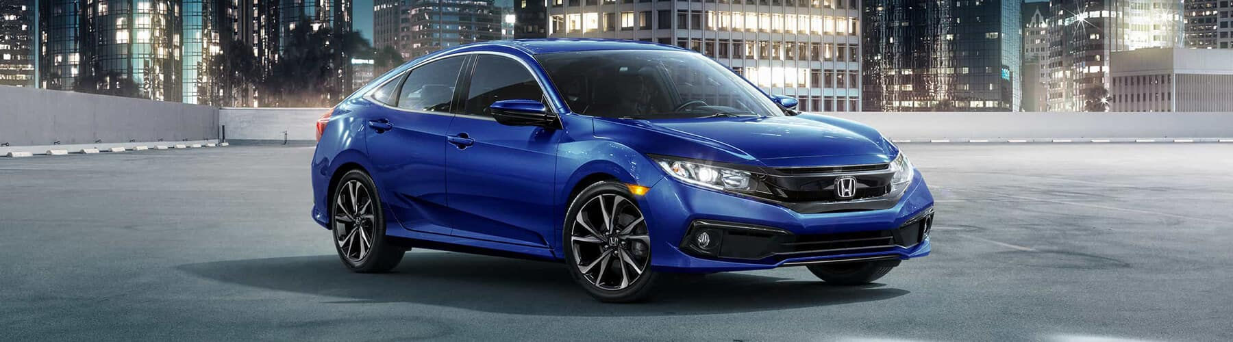 2019 Honda Civic Sedan Slider