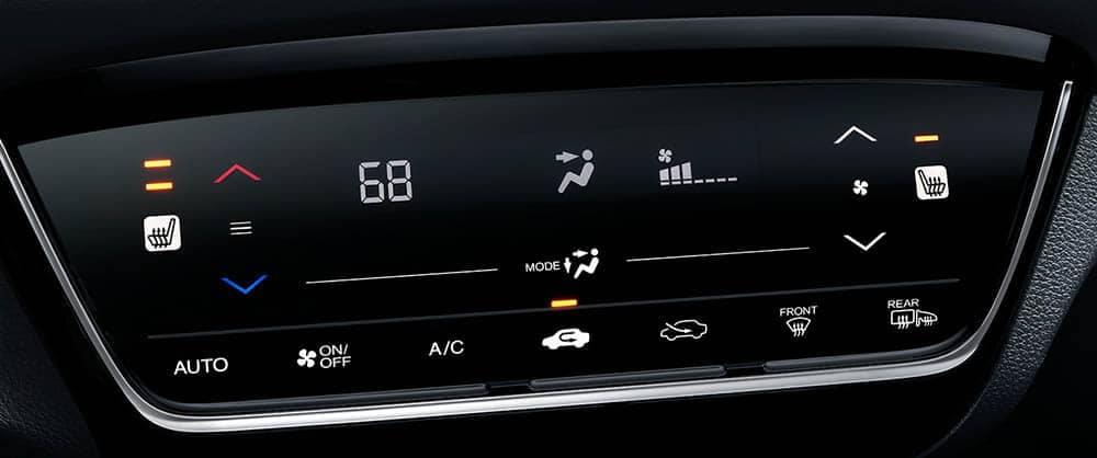 2019 Honda HR-V Climate Control