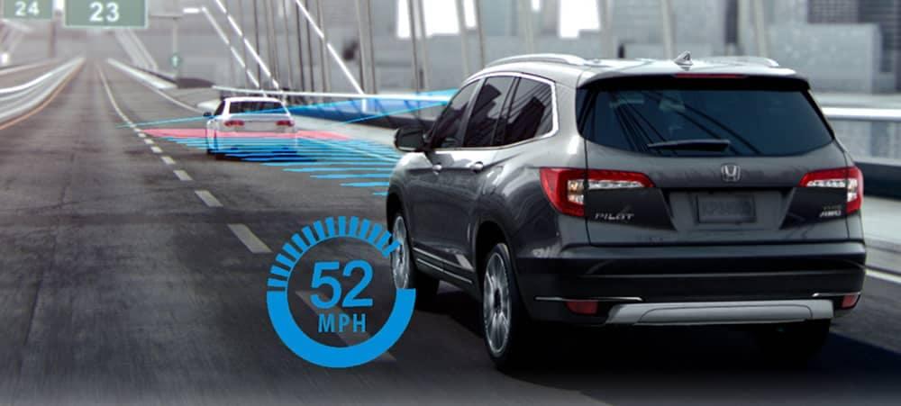 2019 Honda Pilot Adaptive Cruise