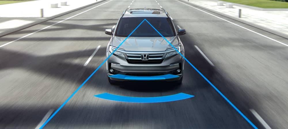 2019 Honda Pilot Collision Mitigation