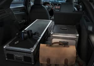 2019 Honda Civic Hatchback Interior Cargo Space