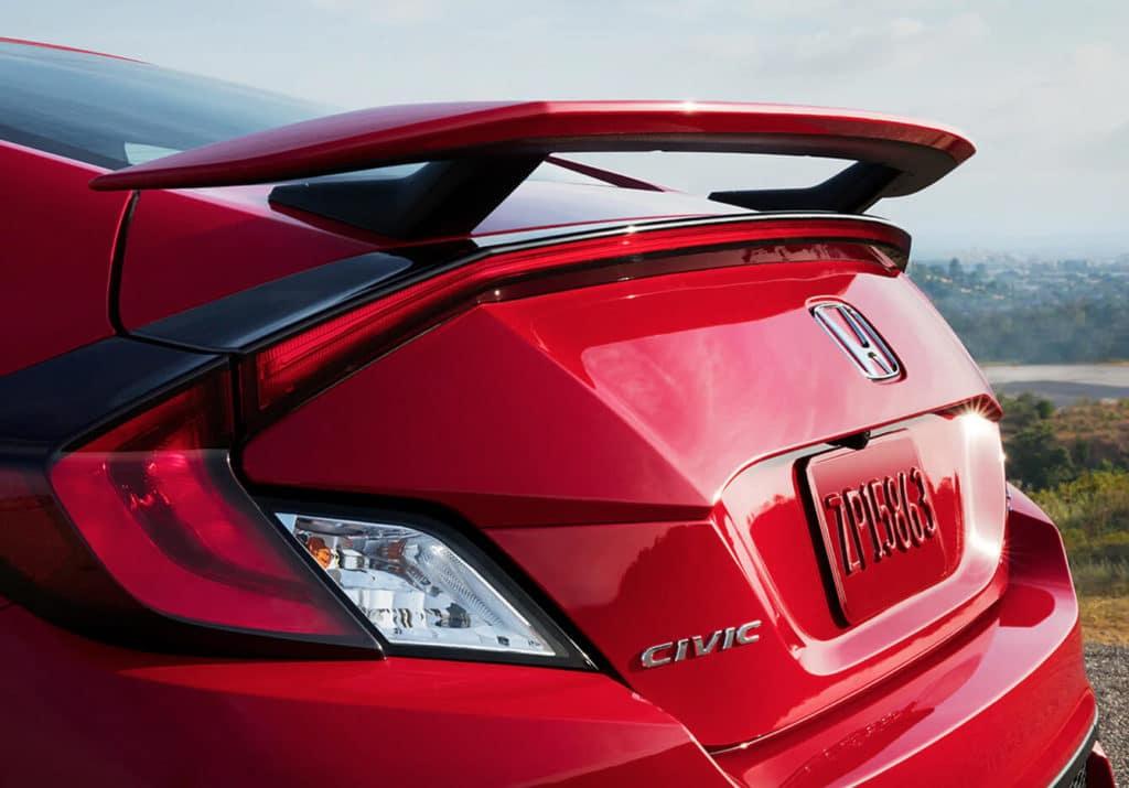 Tri State Toyota >> 2019 Honda Civic Si Coupe | Tri-State Honda Dealers | Compact Sport Coupe