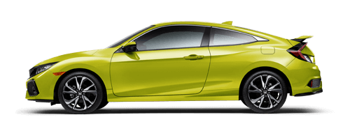 2019 Honda Civic Si Coupe Button