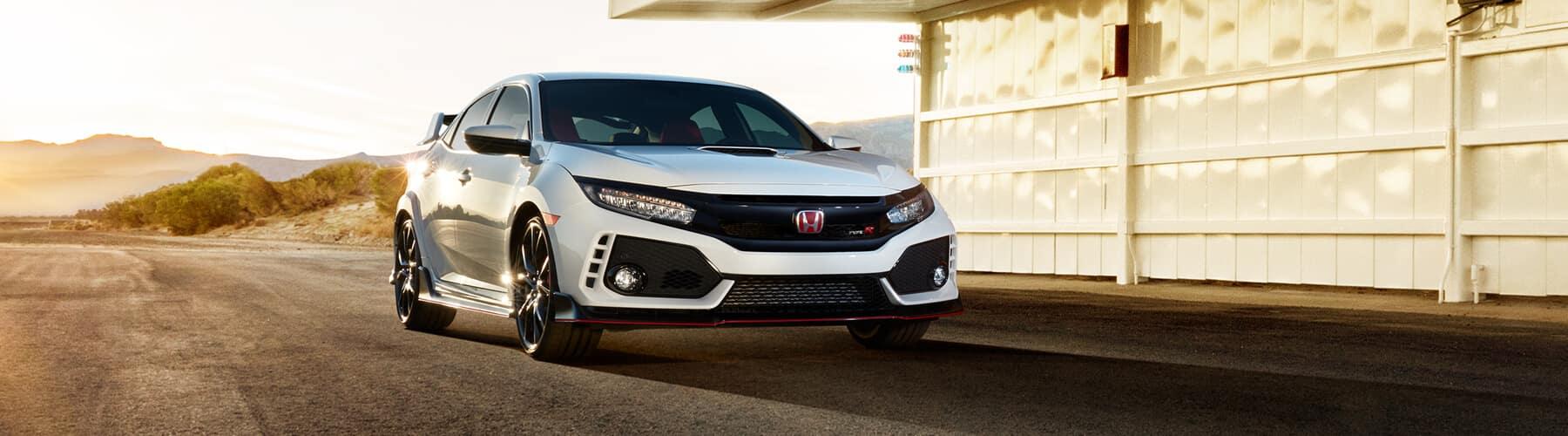 2019 Honda Civic Type R Banner