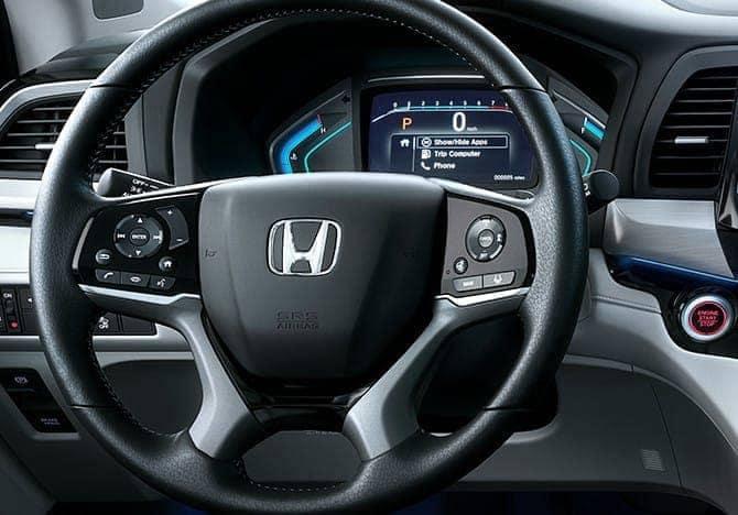 2019 Honda Odyssey Steering Wheel