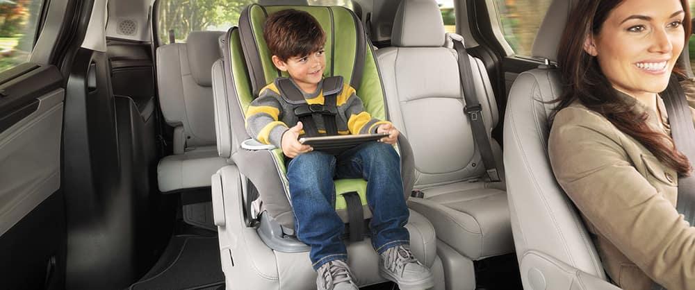 2019 Honda Odyssey WIFI