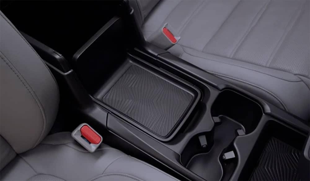 2019 Honda CR-V Storage