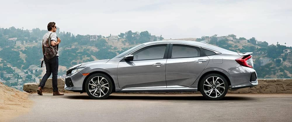 2019 Honda Civic SI Exterior