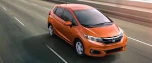 2019 Honda Fit Driving