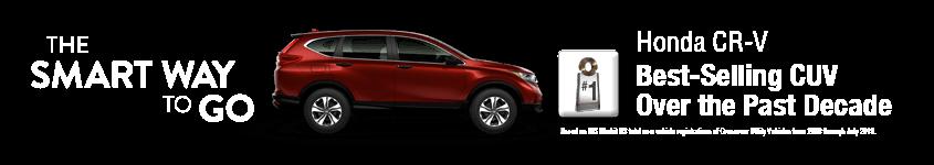 Honda CR-V Smart Way to Go Tri-State Honda Dealers