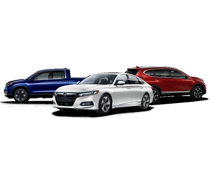 Honda Military Appreciation Offer 2019 Model Lineup