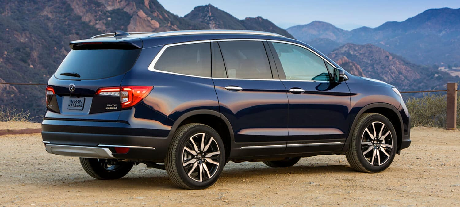 2020 Honda Pilot Redesign and Concept