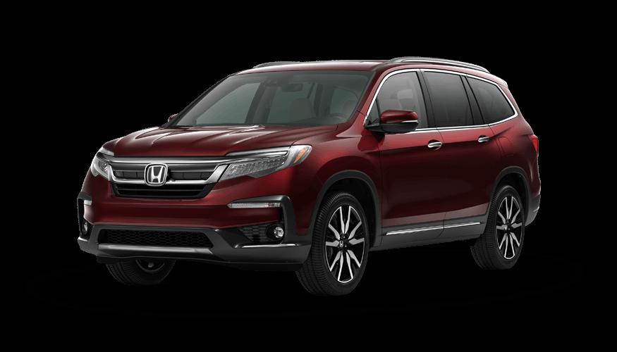 2020 Honda Pilot All-Wheel Drive
