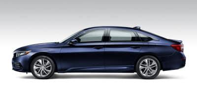 2020 Honda Accord Sedan Models Page Image