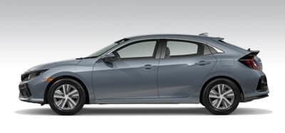 2020 Honda Civic Hatchback Models Page Image