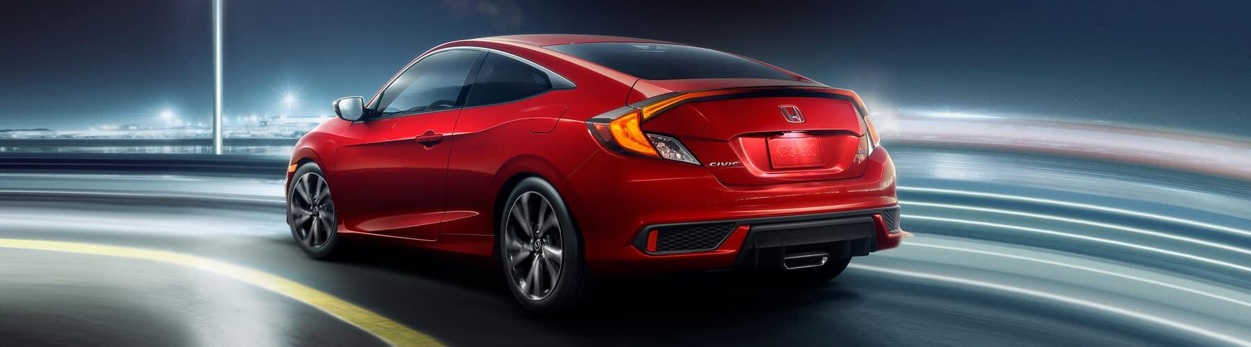 2020 Honda Civic Coupe Slider