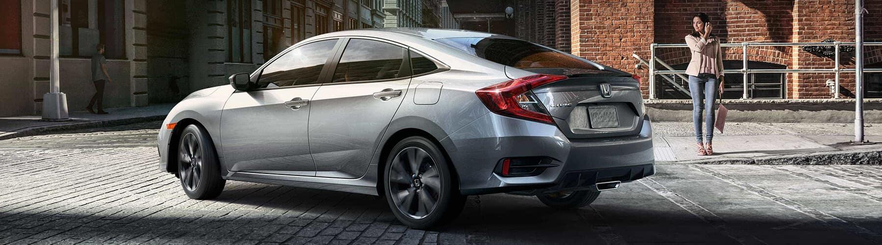 2020 Honda Civic Sedan Slider
