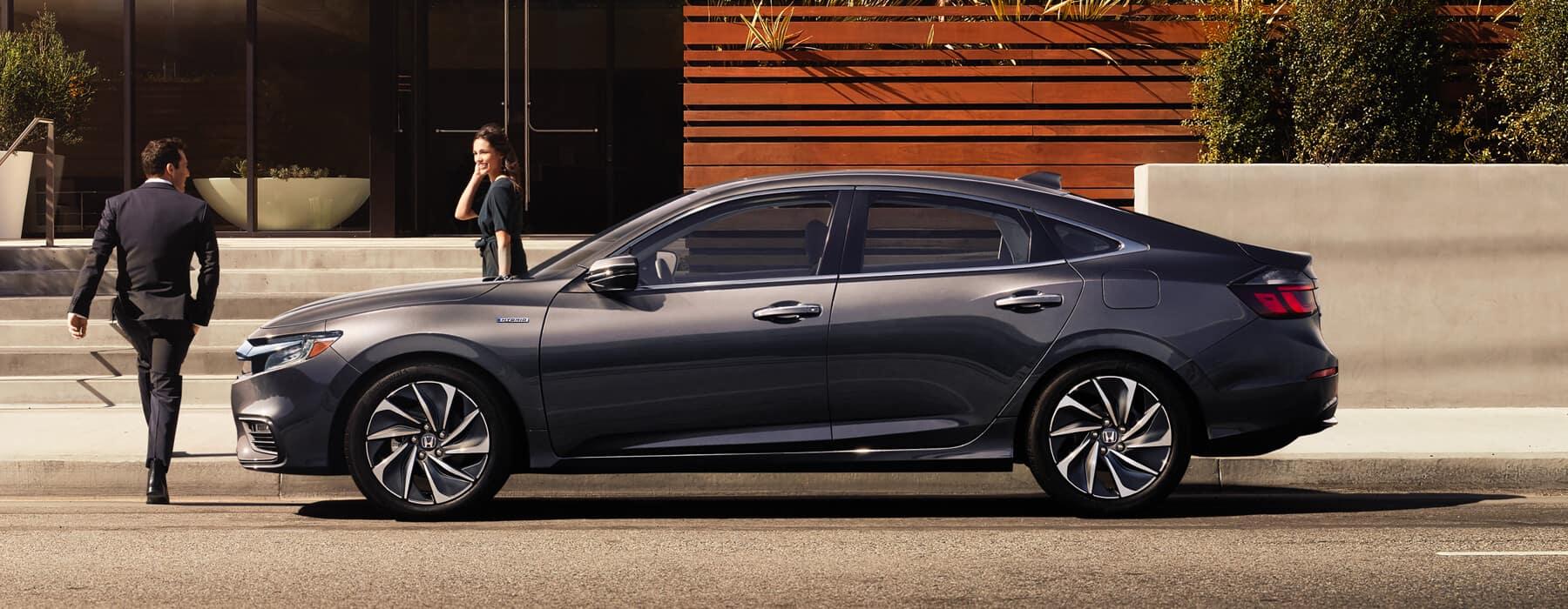 2021 Honda Insight Hybrid Background